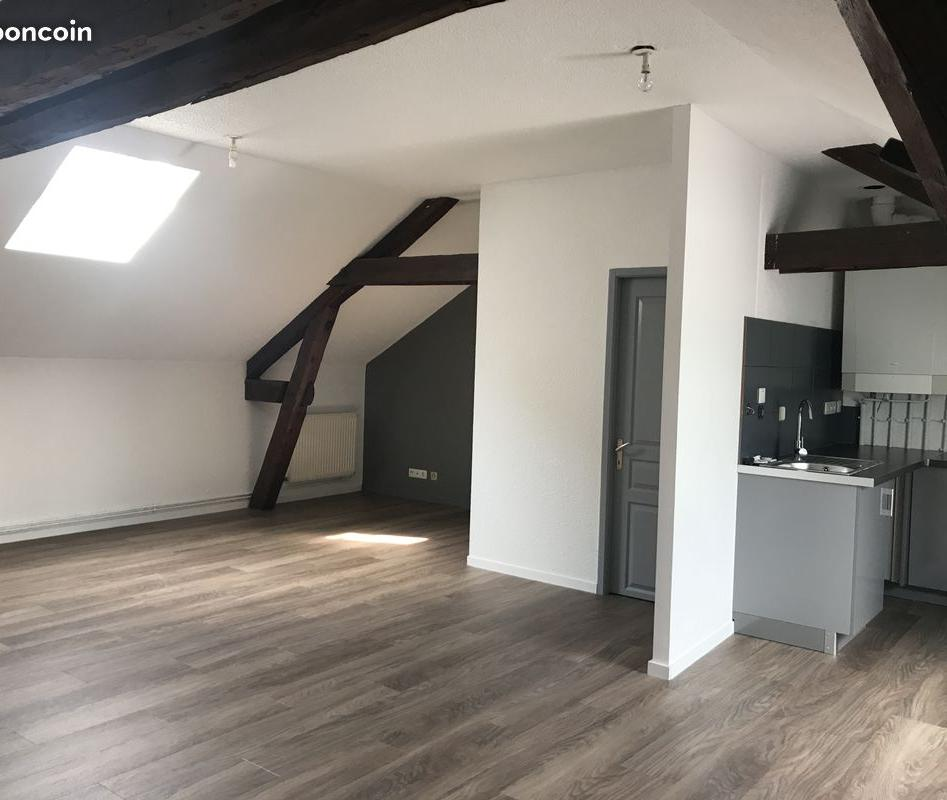 Location appartement par particulier, appartement, de 75m² à Réaumont