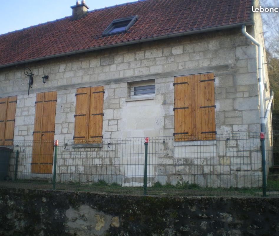 Particulier location, maison, de 80m² à Soissons