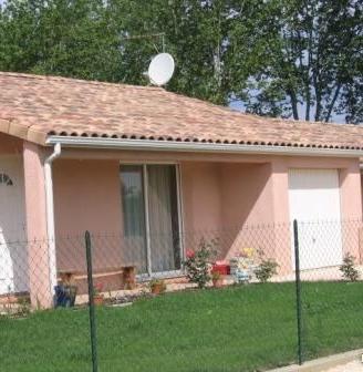 Location particulier à particulier, maison, de 90m² à Cazères