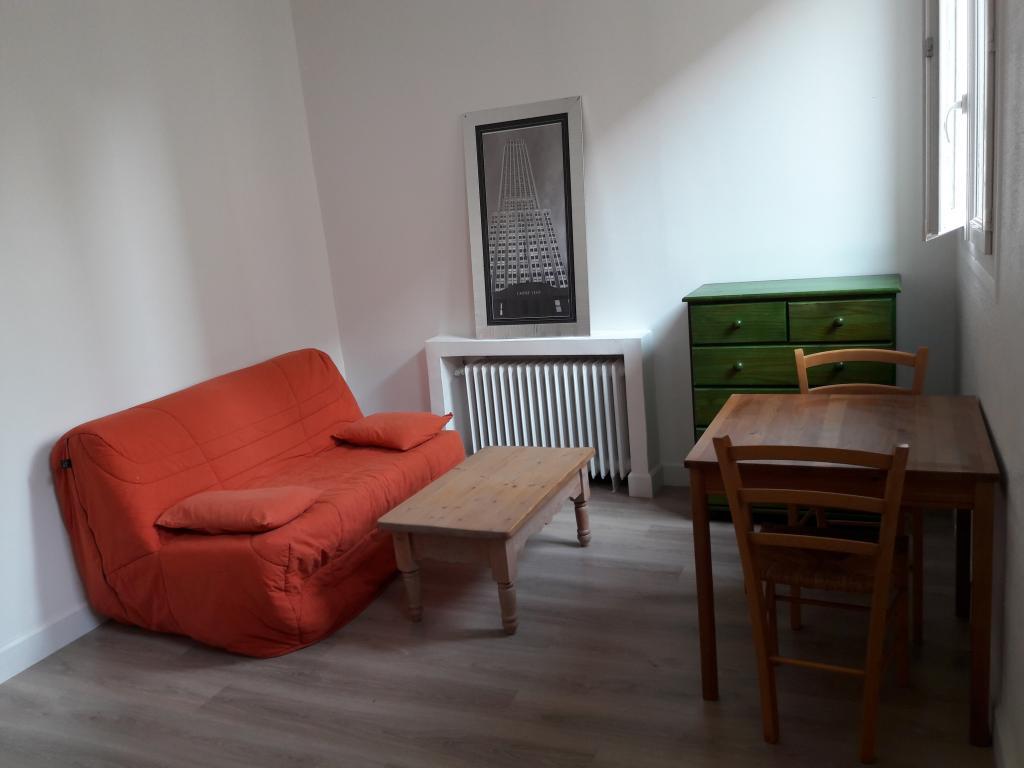 Location appartement entre particulier Le Havre, de 17m² pour ce studio