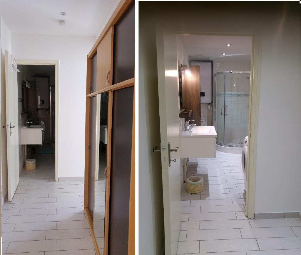 Location particulier à particulier, appartement, de 41m² à Villeurbanne