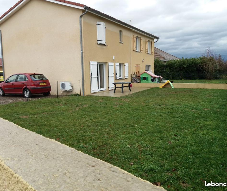 Location de particulier à particulier à Châteauvilain, appartement maison de 86m²