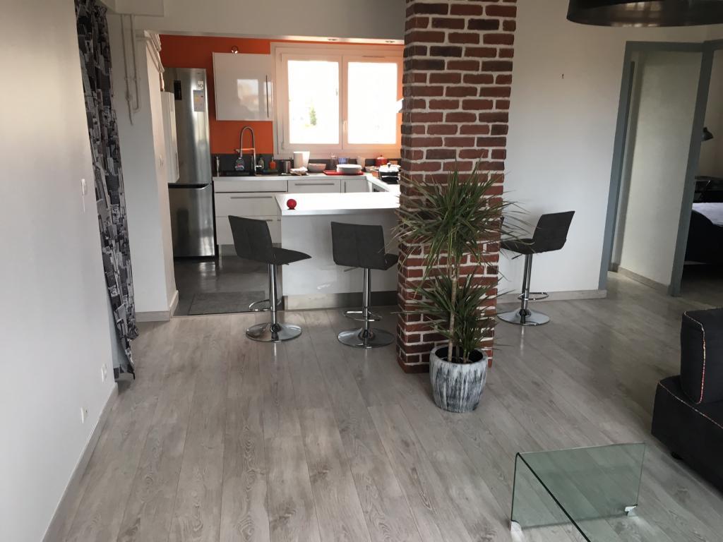 1 chambre disponible en colocation sur Lyon 3