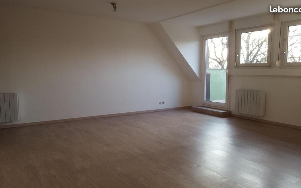 Location particulier à particulier, appartement, de 83m² à Niedernai