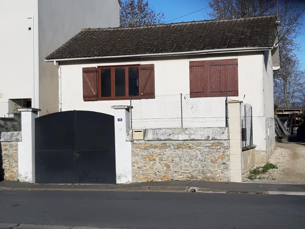 Location particulier, maison, de 60m² à Aubepierre-Ozouer-le-Repos