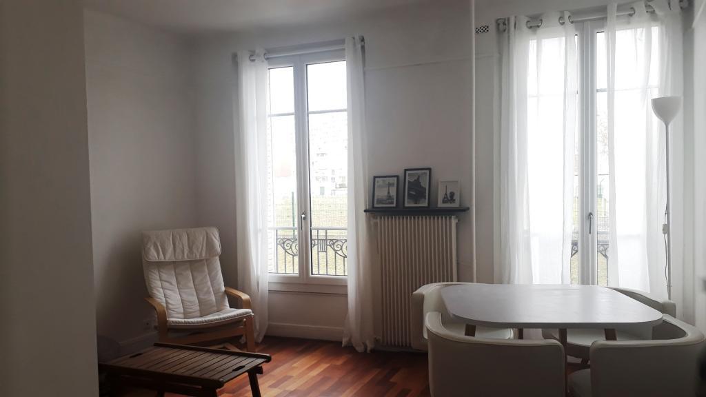 De particulier à particulier Paris 20, appartement appartement de 53m²