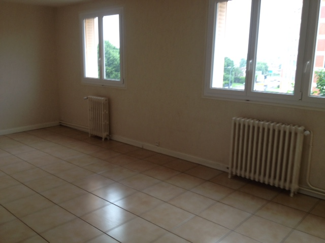 Location appartement T4 Troyes - Photo 1