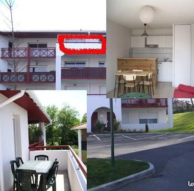 Appartement particulier, appartement, de 35m² à Urcuit