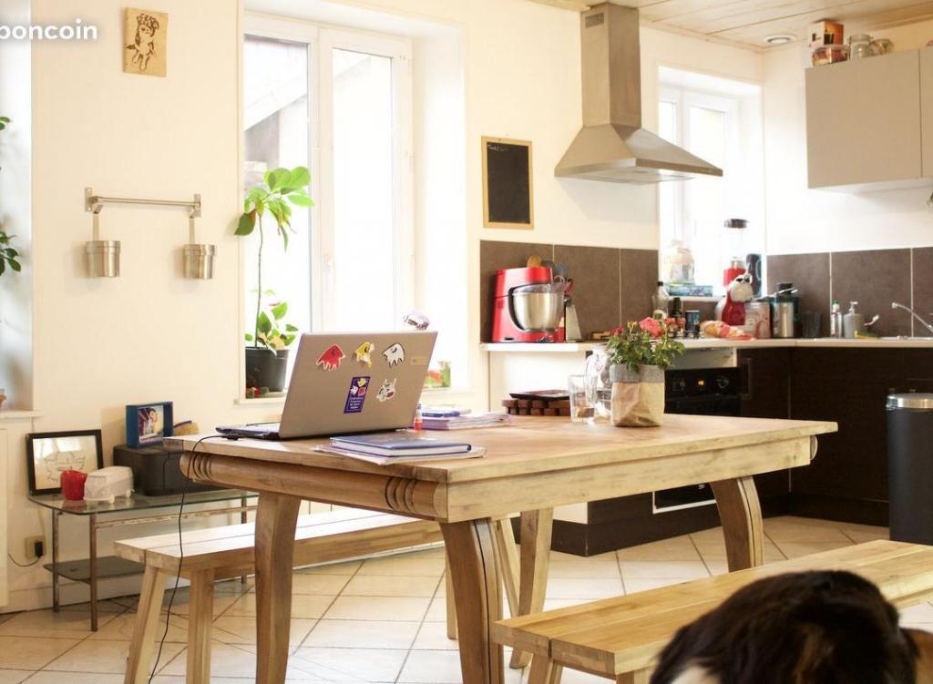 De particulier à particulier, appartement à Thorens-Glières, 61m²