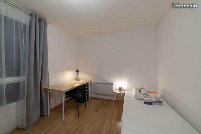 Entre particulier , studio, de 18m² à Mulhouse