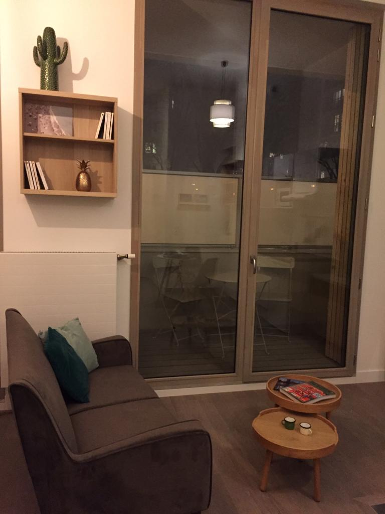 Particulier location Paris 19, studio, de 28m²