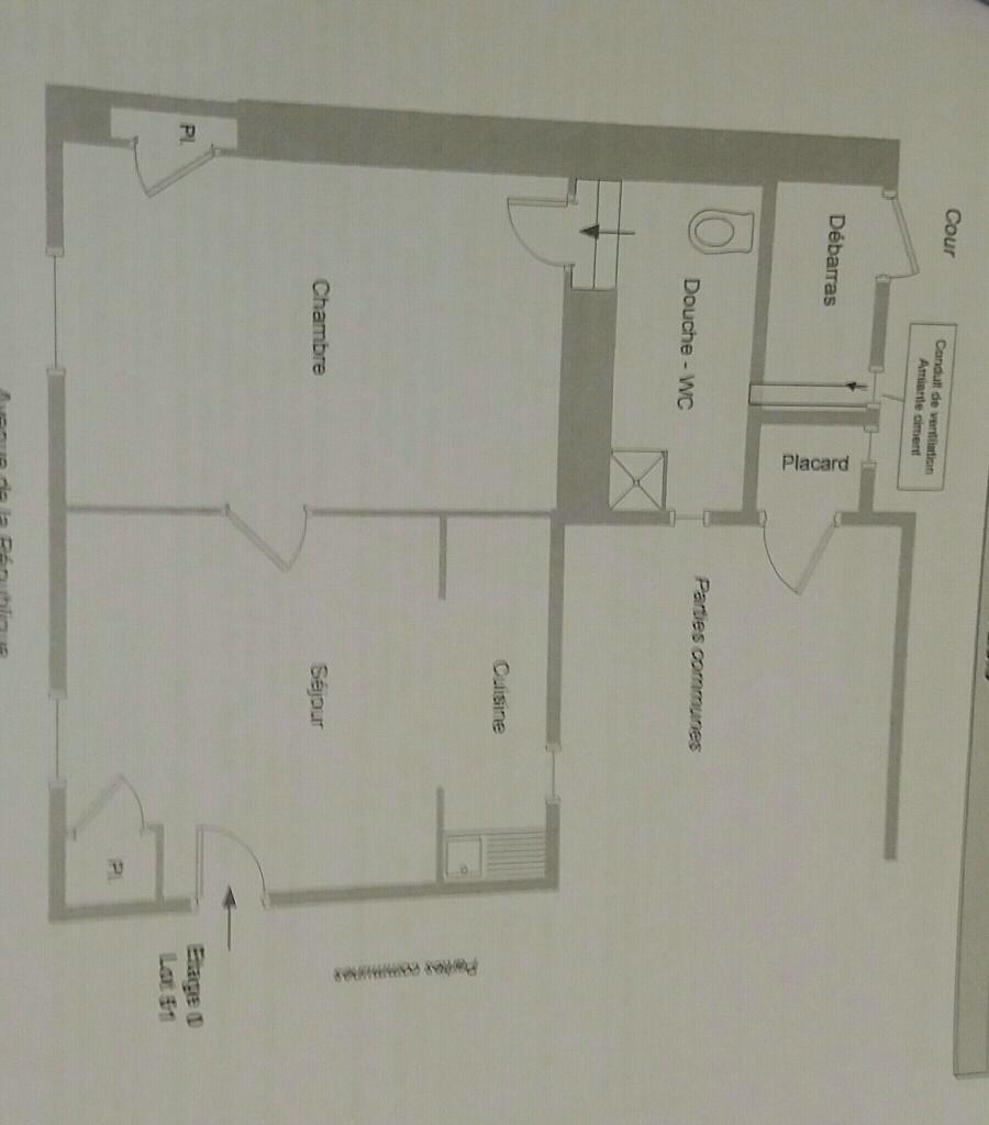 De particulier à particulier, appartement, de 35m² à Tassin-la-Demi-Lune