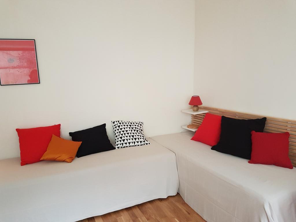 Appartement particulier à Paris 08, %type de 35m²