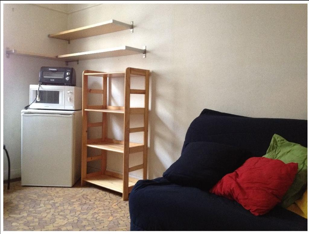 Entre particulier , chambre, de 11m² à Paris 07