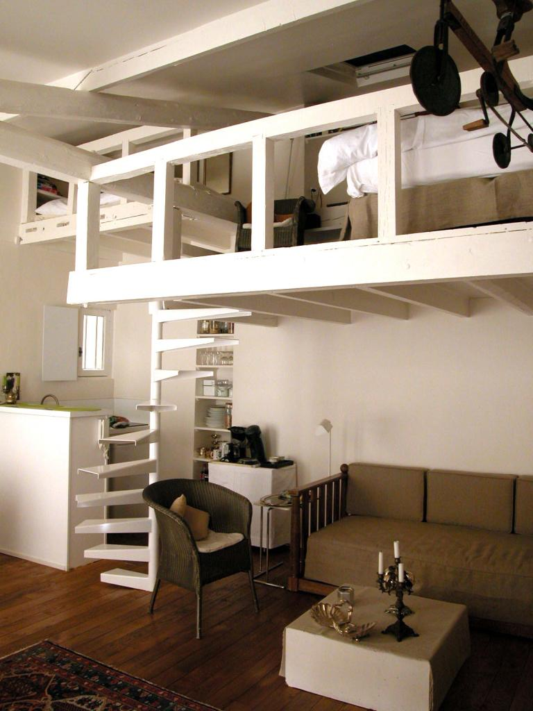 Location particulier Paris 06, studio, de 44m²