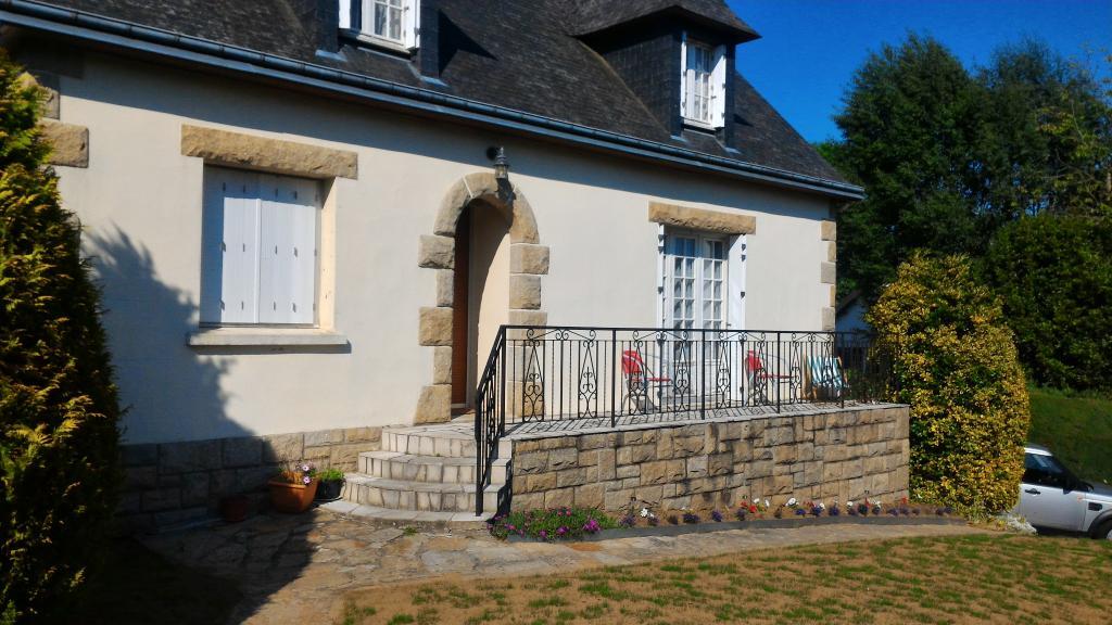 Location appartement par particulier, maison, de 110m² à Plœuc-sur-Lié