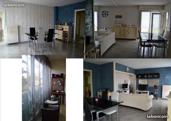 2 chambres disponibles en colocation sur Chenove