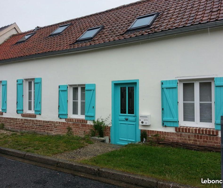 Location appartement entre particulier Nampty, de 120m² pour ce maison