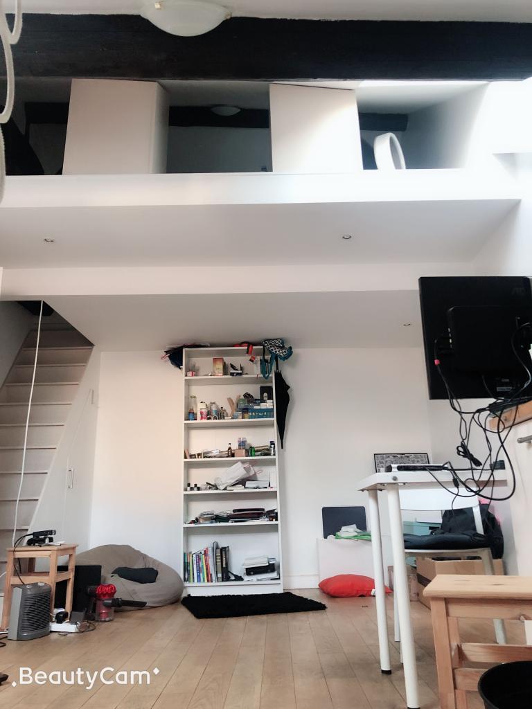 De particulier à particulier, studio à Villejuif, 22m²