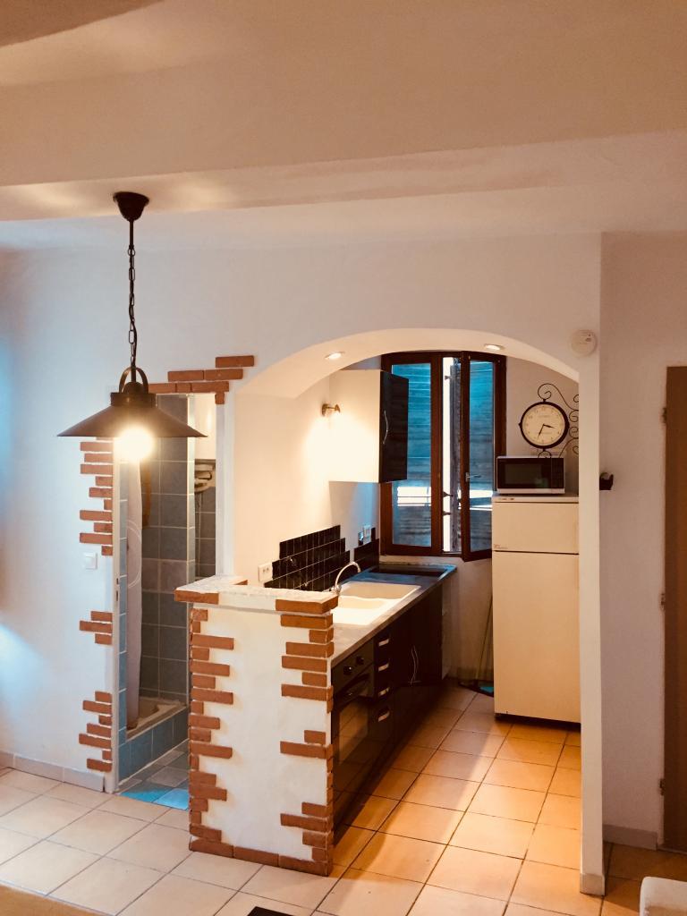 Location particulier à particulier, appartement, de 31m² à Saint-Antonin-du-Var