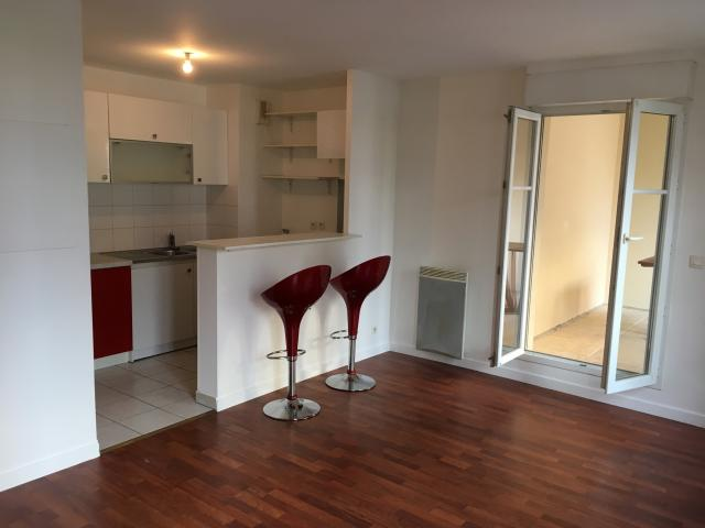 Location appartement T2 Vaureal - Photo 1