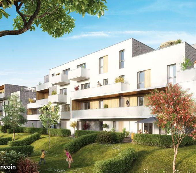 Entre particulier , appartement, de 94m² à Marcq-en-Baroeul
