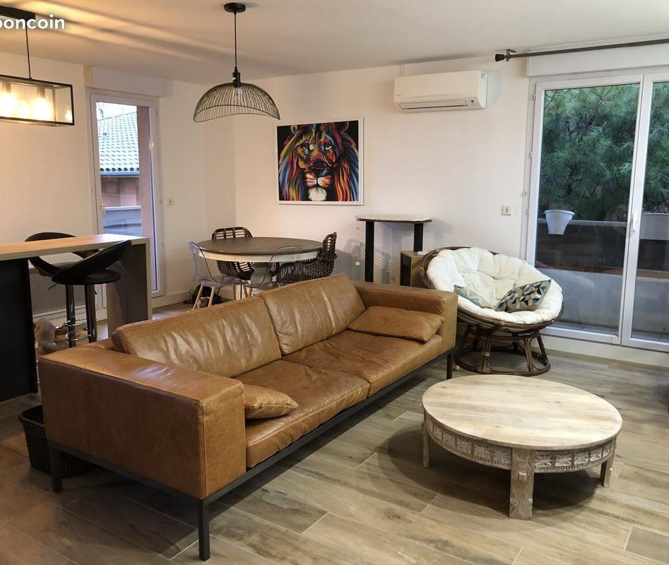 Appartement particulier à Pin-Balma, %type de 62m²