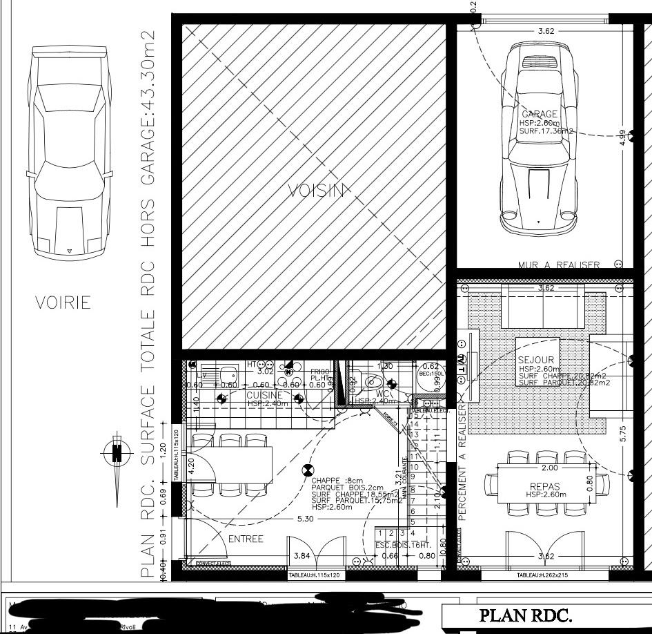 Entre particulier , maison, de 110m² à Metz-Tessy