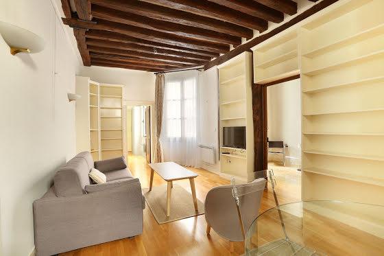 Location immobilière par particulier, Paris 06, type appartement, 46m²
