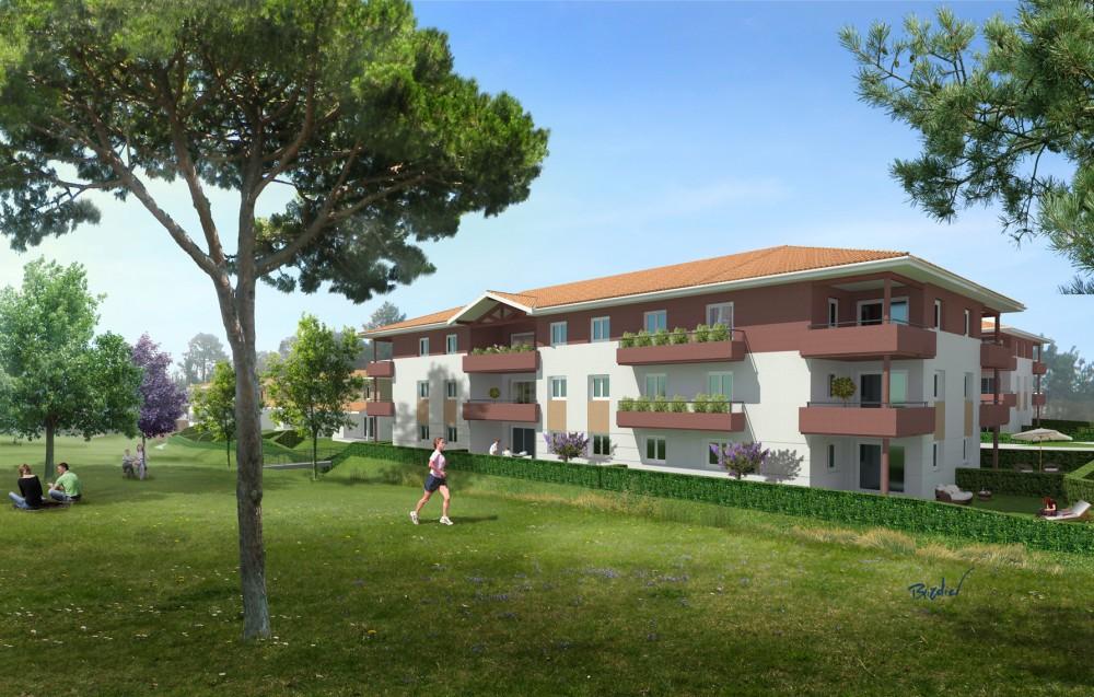 Location de particulier à particulier à Josse, appartement appartement de 46m²