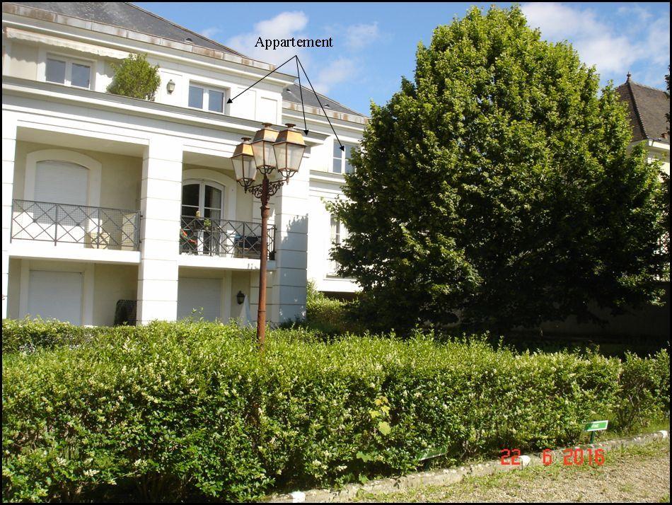 Location particulier, appartement, de 57m² à Fontainebleau