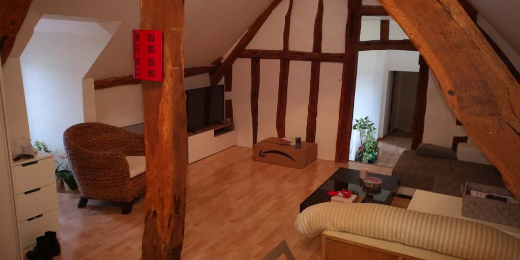 Appartement particulier à Dhuizon, %type de 75m²