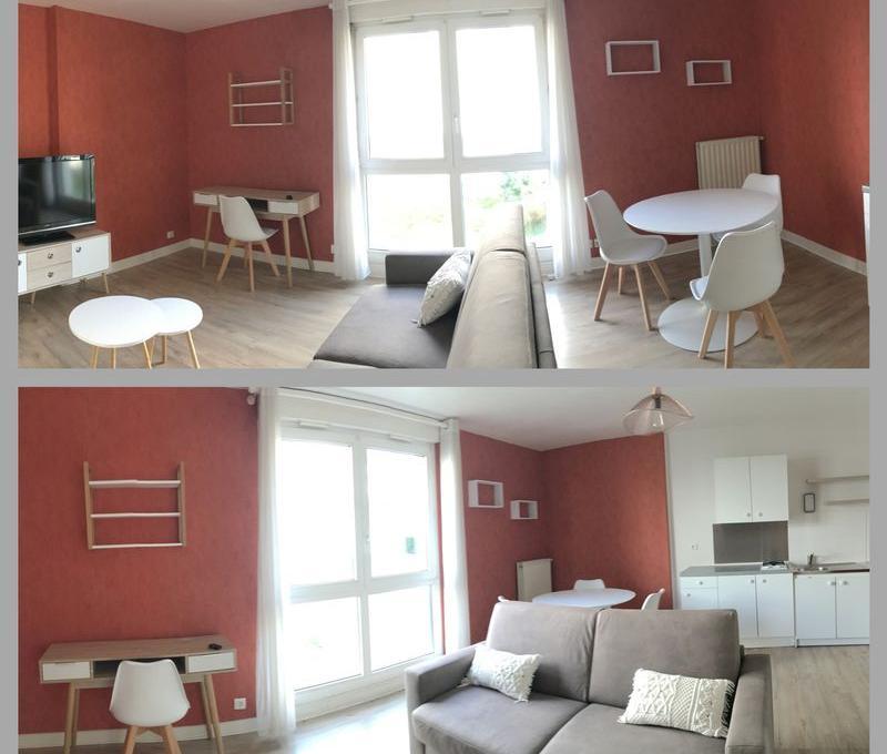 De particulier à particulier Plaisir, appartement studio, 34m²