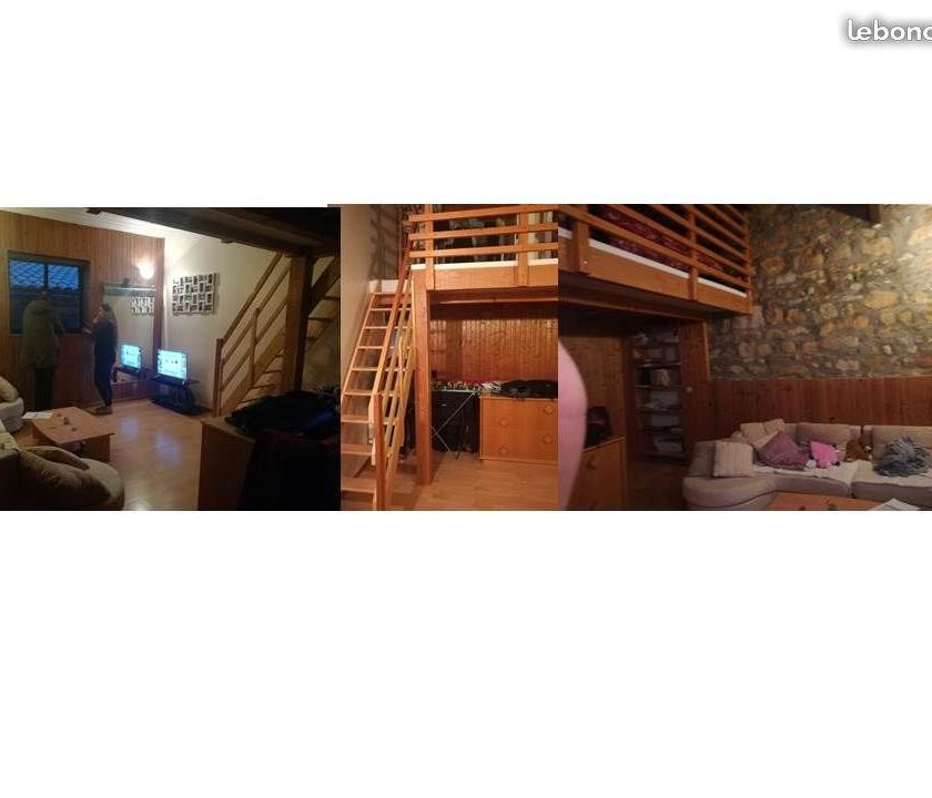 De particulier à particulier, appartement à Yronde-et-Buron, 45m²