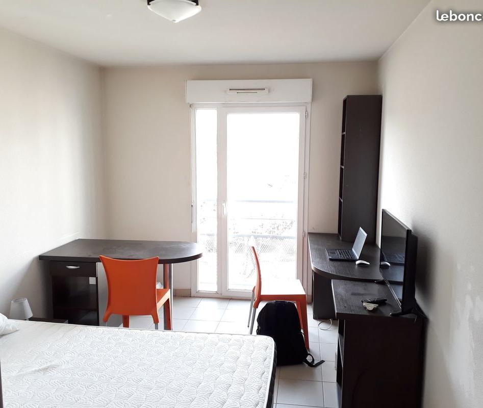Location appartement entre particulier Saint-Priest-en-Jarez, de 19m² pour ce studio