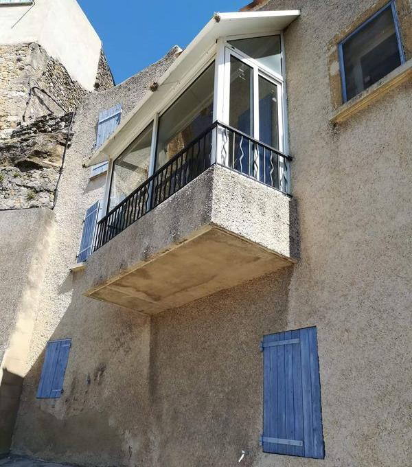 Location immobilière par particulier, Cabrières-d'Aigues, type maison, 70m²