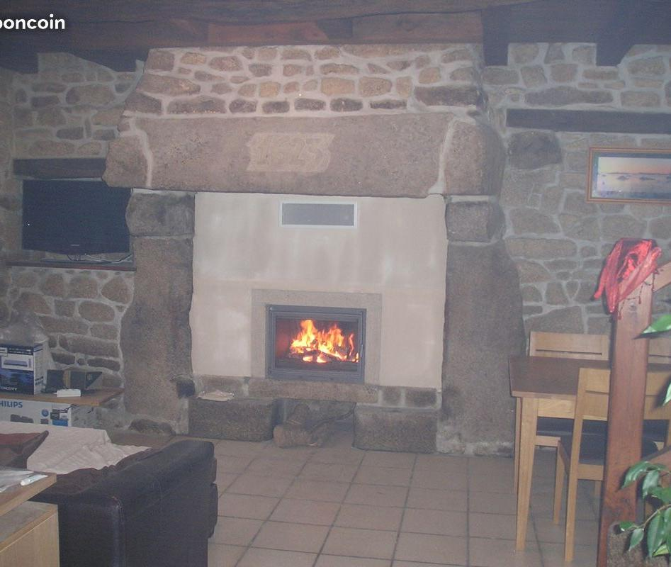 Location particulier à particulier, maison à Plouédern, 66m²