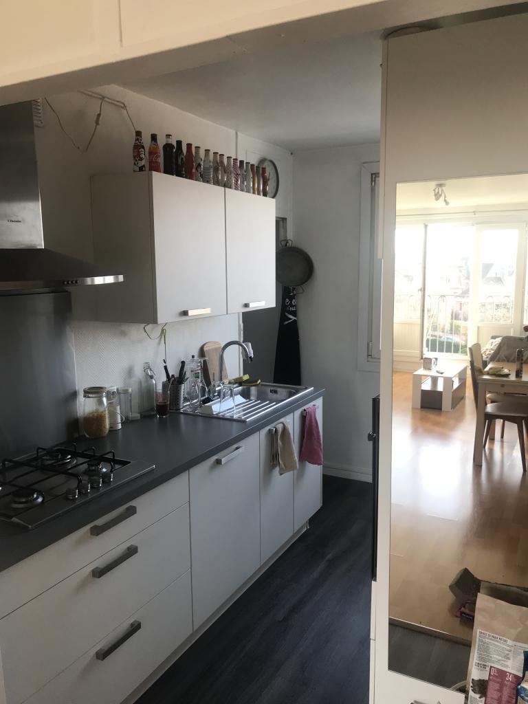 Location particulier à particulier, appartement à Marcq-en-Baroeul, 60m²