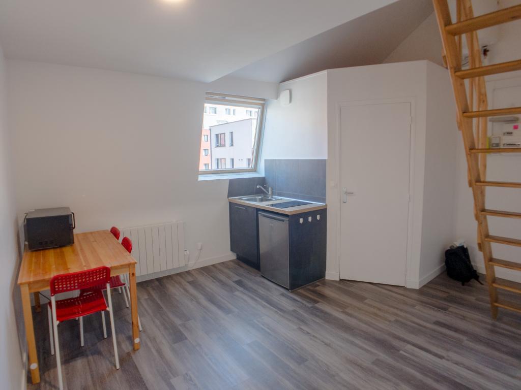 Location appartement entre particulier Roubaix, studio de 20m²