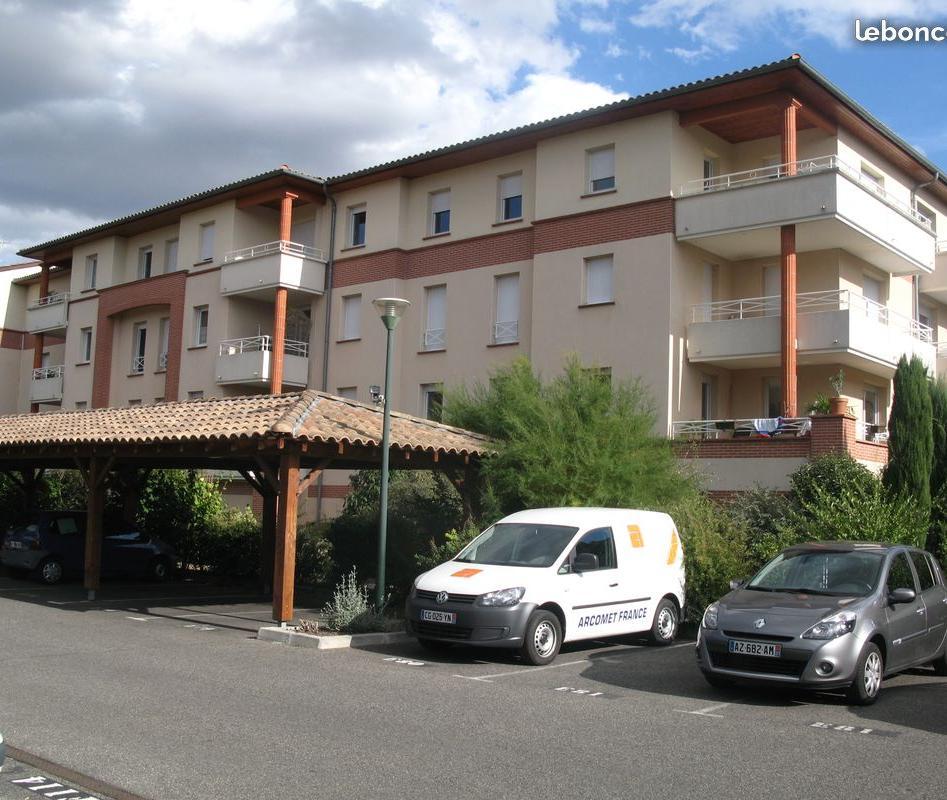 De particulier à particulier , appartement, de 43m² à Castelginest