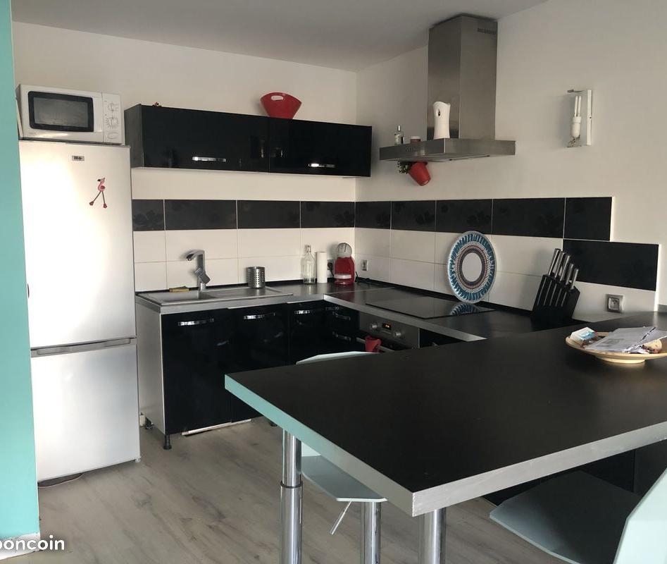 Appartement particulier à Marsillargues, %type de 45m²