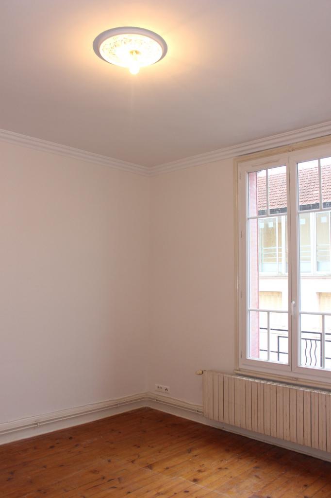 58m² pour ce joli appartement