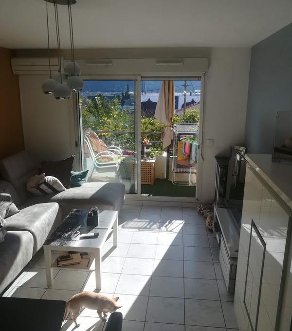 Location immobilière par particulier, Marseille 11, type appartement, 60m²