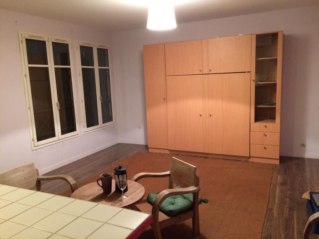 Appartement particulier à Carrières-sous-Poissy, %type de 34m²