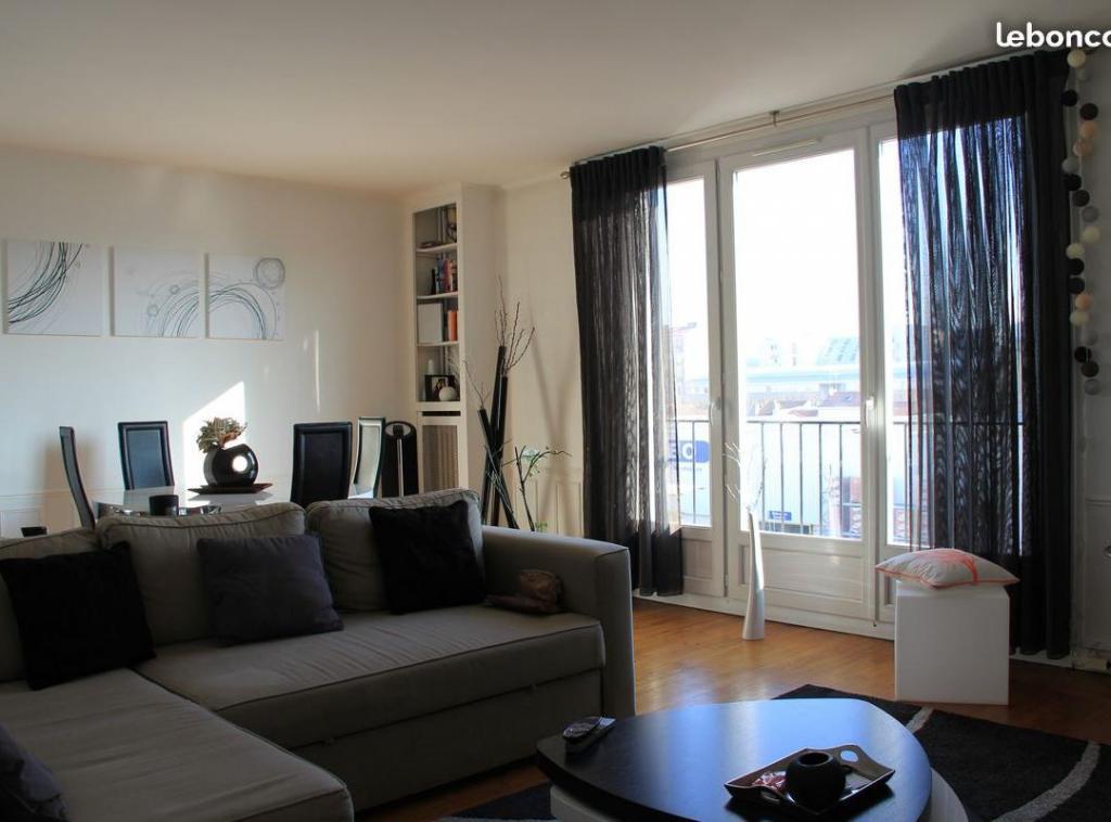 Entre particulier à Asnières-sur-Seine, appartement, de 62m² à Asnières-sur-Seine