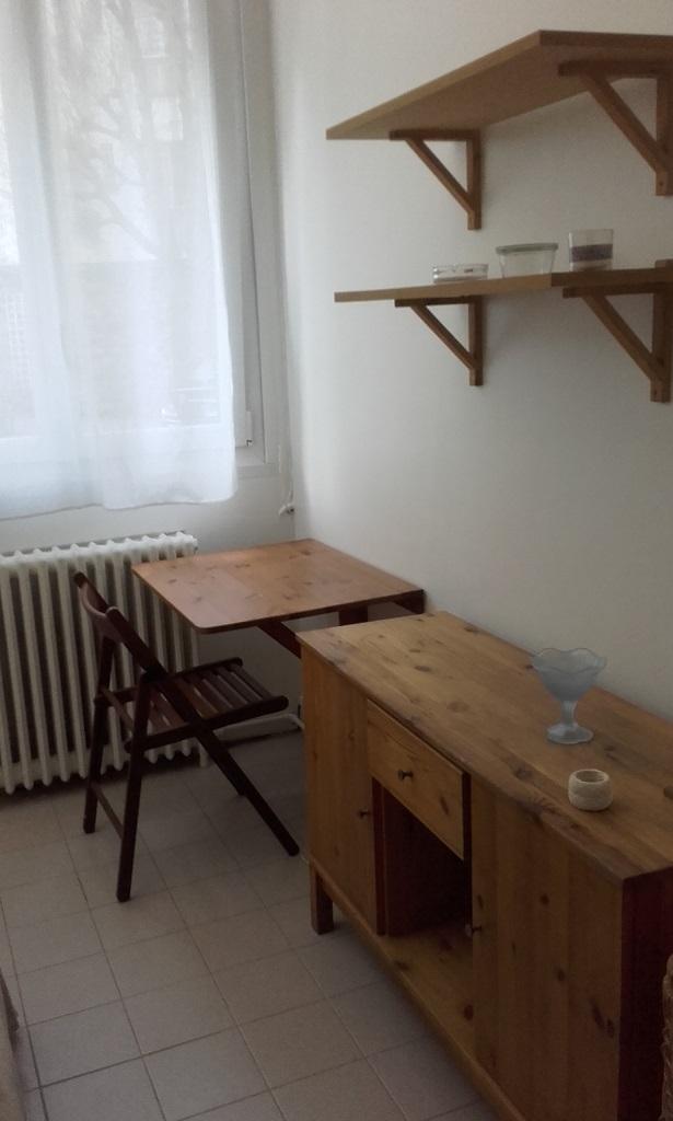 Location appartement entre particulier Paris 16, studio de 12m²