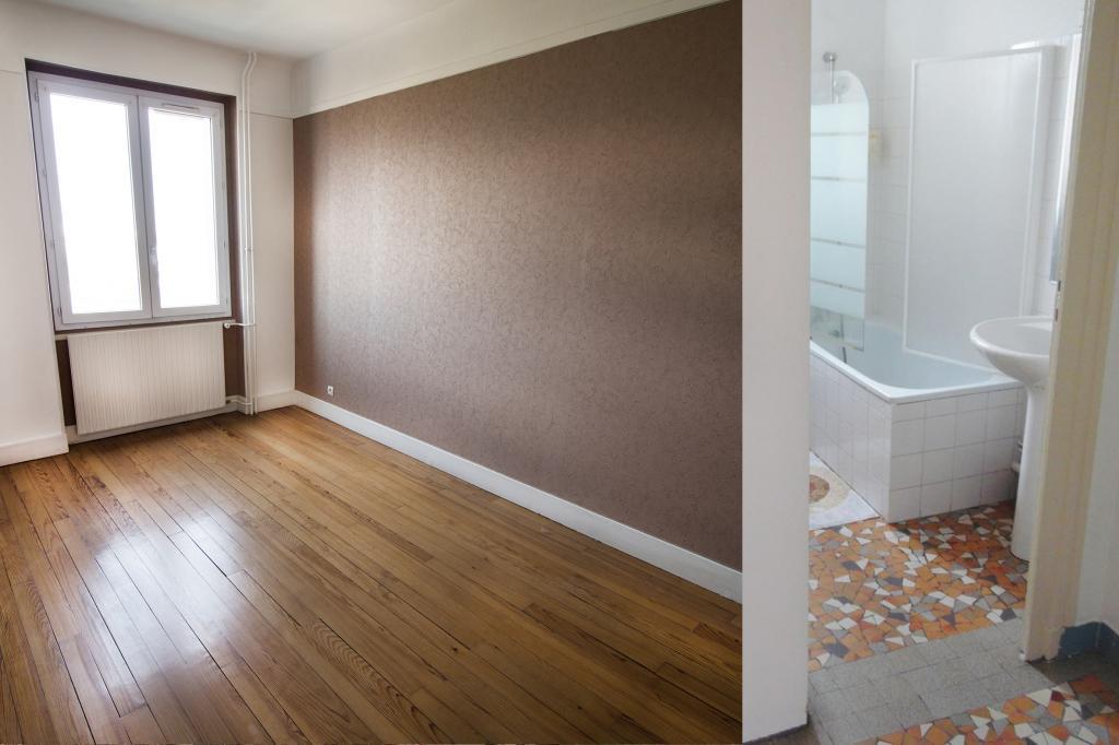 62m² pour ce joli appartement