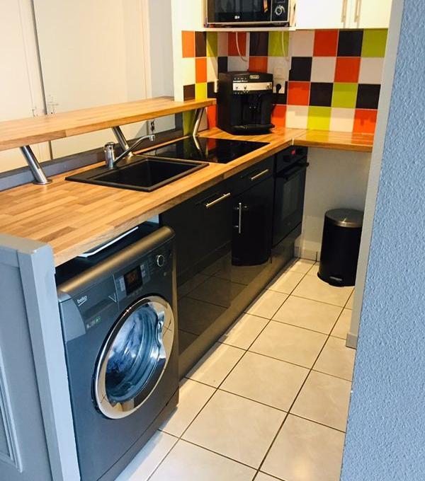 Location immobilière par particulier, Colomiers, type appartement, 43m²