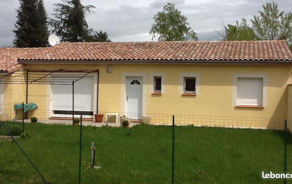 Entre particulier , maison, de 100m² à Labastide-Saint-Sernin