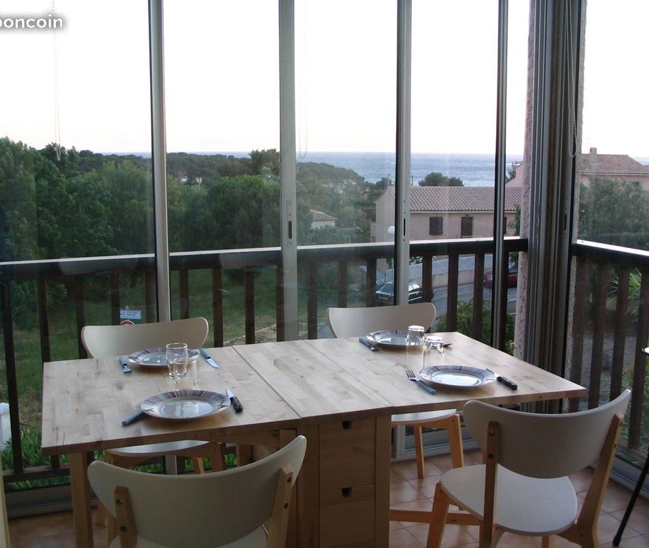 De particulier à particulier Sanary-sur-Mer, appartement studio de 26m²